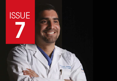 Issue 7 - Dr. Pablo Salamea - Award Winning Plastic Surgeon & Humanitarian