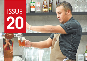 CEM Issue 20 - The new Golden Prague Brewery and Pub