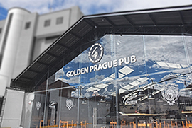 ISSUE 20 The Golden Prague Brewery and Pub
