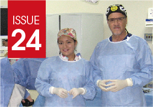 Issue 24 - Dr. Medina of Uroclinic