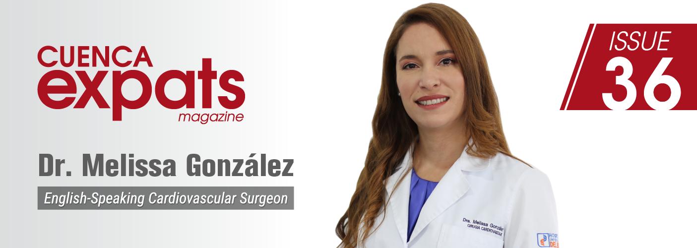 Dr. Melissa González - English-Speaking Cardiovascular Surgeon