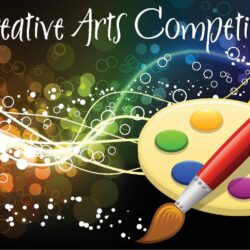 winners of the Creative Arts Competition