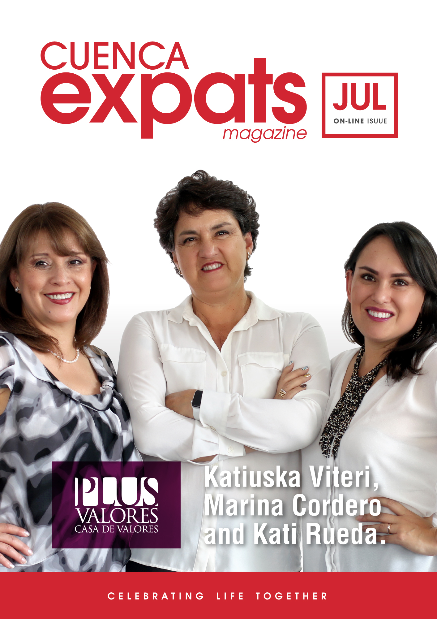 COVER STORY – Offering Expats Financial Alternatives in Ecuador