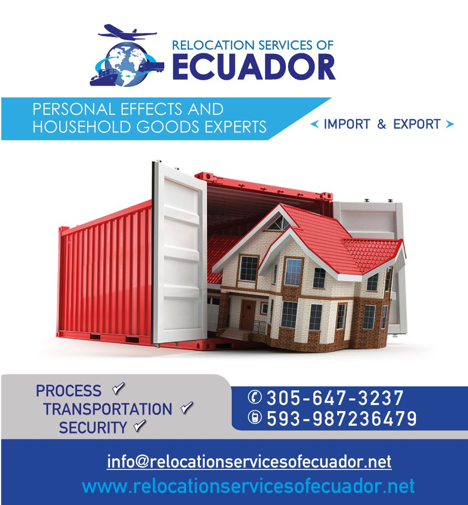Relocation Services of Ecuador